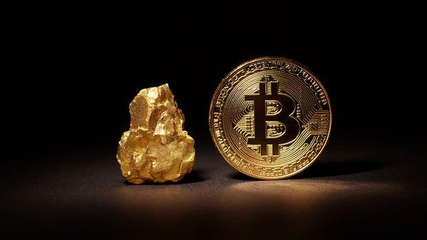 1 Bitcoin 480 gram altından daha değerli