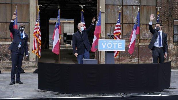 ABD, Georgia seçimlerine kilitlendi