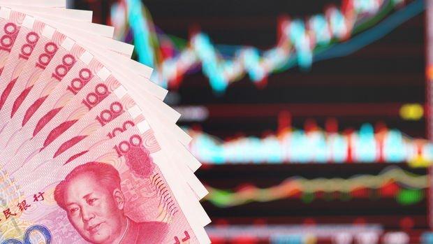 Çin borsası 13 yılın zirvesinde