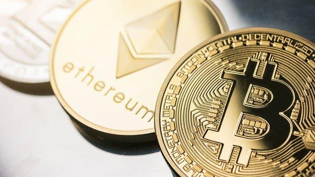 Kripto para piyasası 1 trilyon doları aştı, Bitcoin 40 bi...