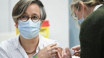 Küresel aşı günlüğü