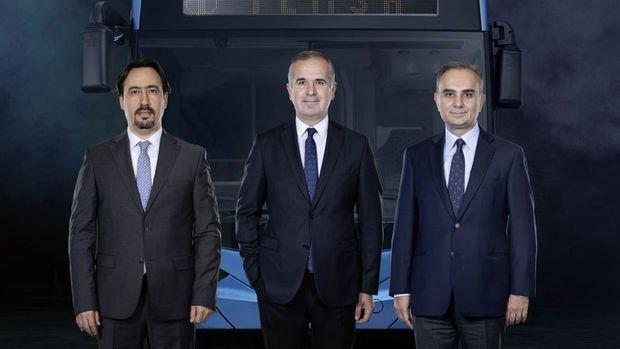 TEMSA pil ve batarya paketlerini Adana'da üretmeye başladı