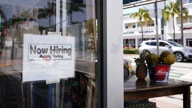 ABD işsizlik maaşı başvurularında Mart'tan beri en büyük artış