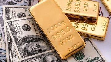 Altın güçlenen dolar ve teşvik paketi arasında kaldı