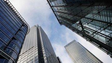 Londra finans sektöründe açık işler azalıyor