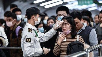 """Çin, ABD'nin """"Virüs Çin'de laboratuvarda üretildi"""" iddial..."""