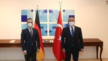 Çavuşoğlu: AB'yle ilişkilerde daha pozitif atmosfer içind...