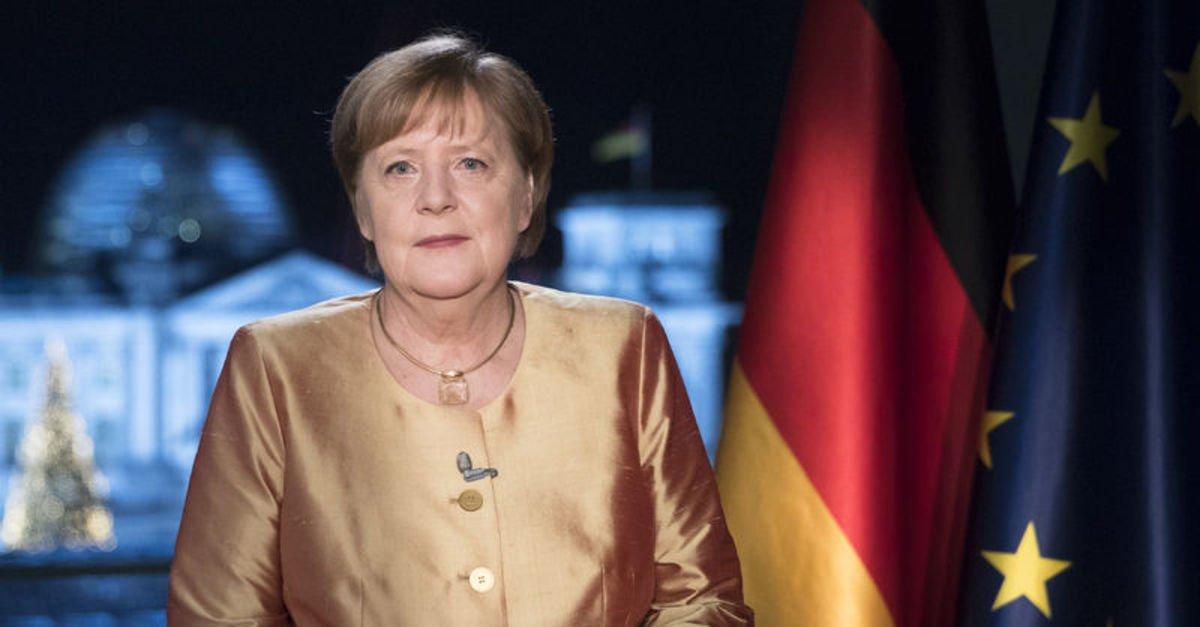 Almanya karantinayı 14 Şubat'a kadar uzatıyor