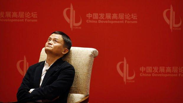 Jack Ma geri döndü, Alibaba hisseleri yükseldi