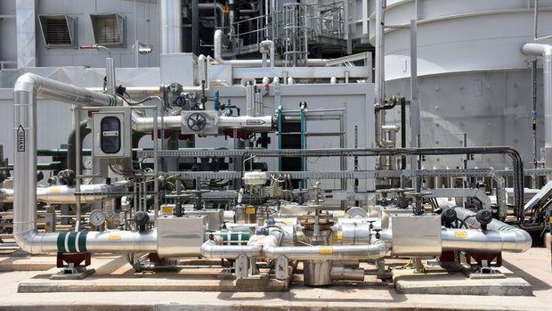 Aksa'dan Özbekistan'a yeni doğalgaz çevrim santrali