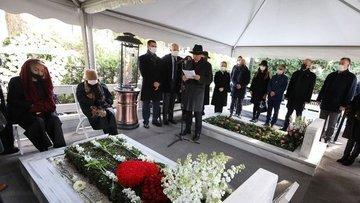 Mustafa Koç, vefatının 5. yılında kabri başında anıldı