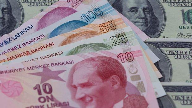 Dolar/TL güne yatay başlamasının ardından yükselişe geçti