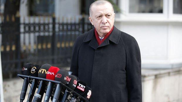 Erdoğan: 2. parti aşımız bu hafta sonuna kadar gelebilir