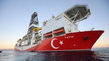 Bakan Dönmez: Fatih sondaj gemimiz Türkali-2 kuyusuna ulaştı