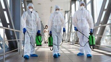 Dünya genelinde koronavirüs vaka sayısı 100 milyona yaklaştı