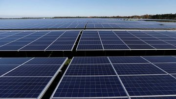 Avrupa'da yenilenebilir enerji elektrik üretiminde ilk ke...