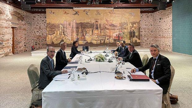 Türkiye ve Yunanistan arasında istikşafi görüşme