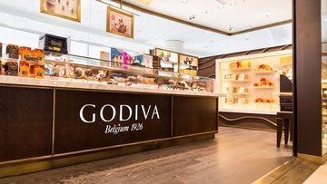 Godiva Kuzey Amerika'daki mağazalarını kapatıyor