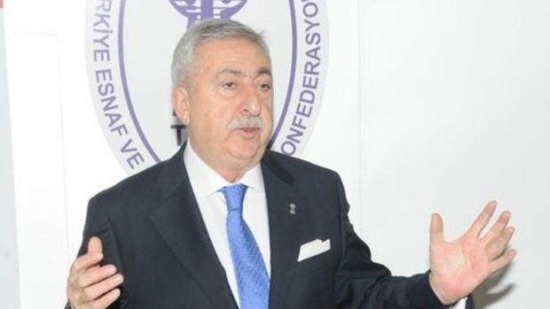 Cumhurbaşkanı Erdoğan ve TESK arasında 'Her dükkana kolluk kuvveti' diyalogu