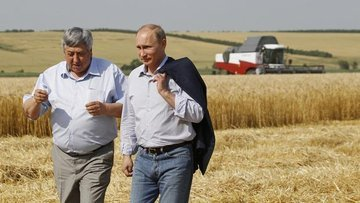 Rusya, buğday ihracat vergisini ton başına 50 Euro'ya çık...