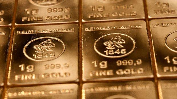 Gram altın 6 ayın en düşüğünde