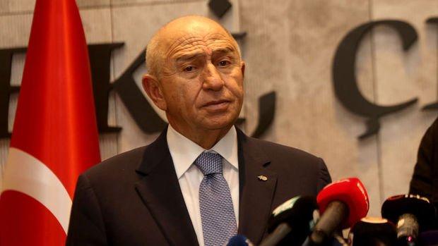 TFF Başkanı Özdemir: Futbol maçlarının yayın hakkı için yeni ihaleye çıkacağız