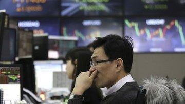 Asya borsalarında satışlar hızlandı
