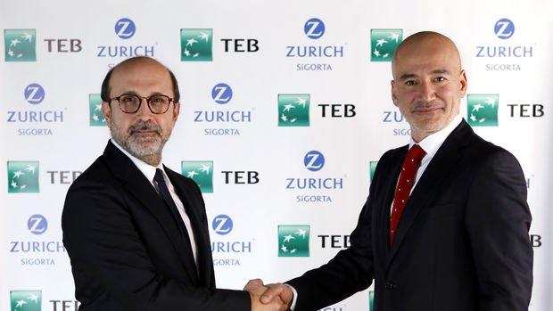 Zurich Sigorta ve TEB arasında dağıtım kanalı anlaşması