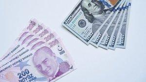 Dolar/TL'de sınırlı düşüş