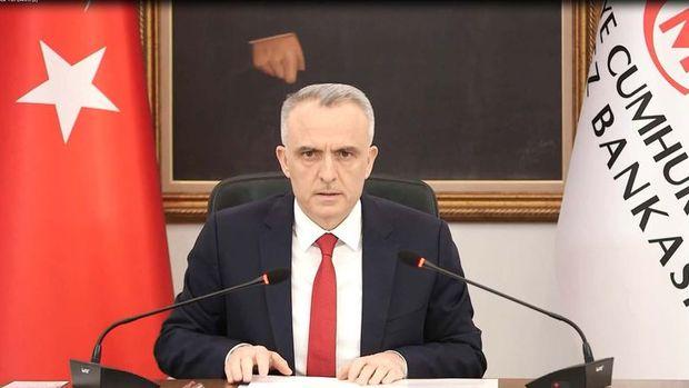 TCMB'nin enflasyon tahminlerinde de Ağbal'ın şahin duruşunda da değişiklik yok