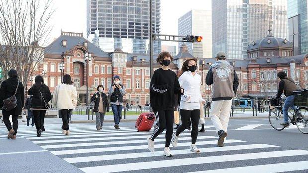 Japonya'da Kovid-19'a karşı üçüncü ek bütçe yasalaştı