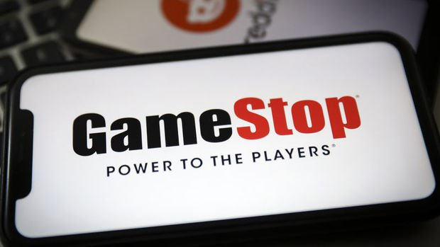 GameStop'ta işlem limiti hisseyi düşürdü