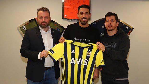 Fenerbahçe Kahveci transferini KAP'a bildirdi