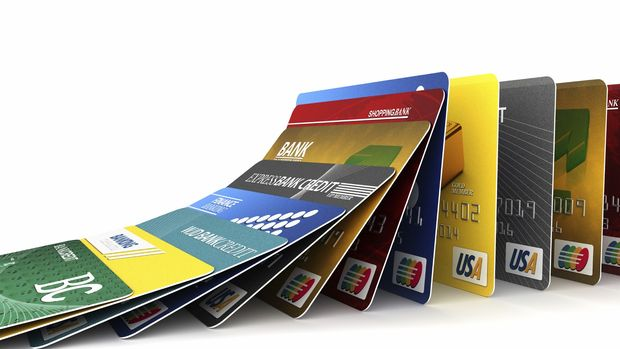 Kartlı ödemeler 1,15 trilyon TL'ye ulaştı