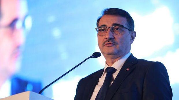 Dönmez: Türkiye'nin petrol üretimi 2020'de 1,5 milyon varil arttı