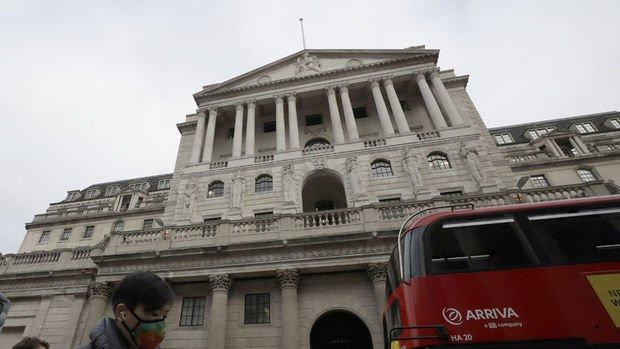 İngiltere Merkez Bankası negatif faizi tartışacak