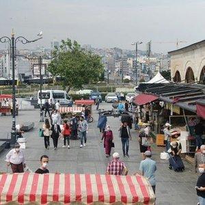İSTANBUL'DA ENFLASYON 17 AYIN ZİRVESİNDE