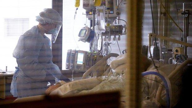 ABD'de hastaneye yatış rakamları 2 aydır ilk kez düştü