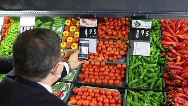İTO endeksindeki 242 üründen 103'ünün fiyatı arttı