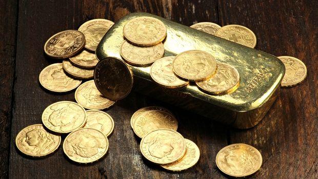 Altın sikke satışları 11 yılın zirvesinde