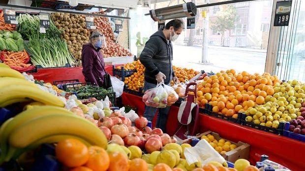 Enflasyon Ocak'ta yine beklentiyi aştı