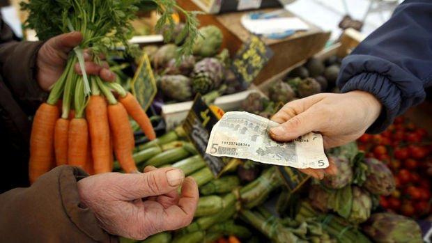 Euro Bölgesi'nde çekirdek enflasyon 5 yılın zirvesine çıktı