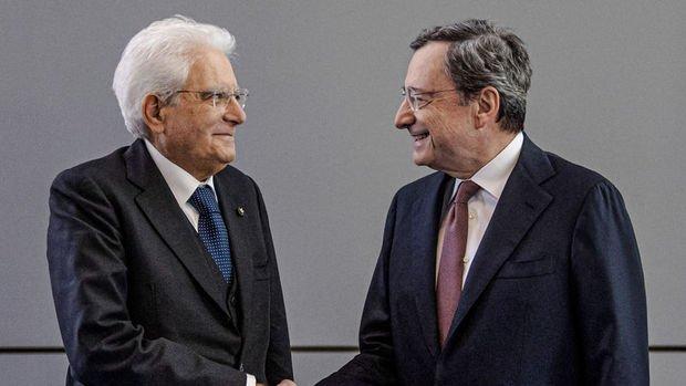 Draghi'ye hükümet kurma görevi