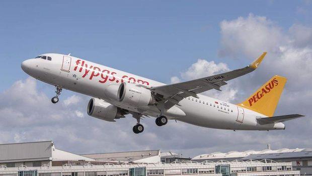 Pegasus 260 milyon liralık ilk tahvil ihracını gerçekleşt...