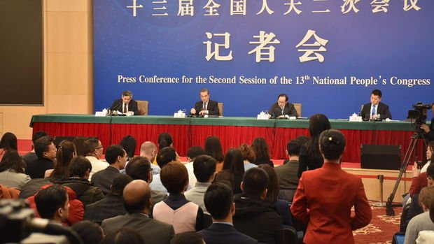 Çin'den ABD'ye 'beyaz sayfa' çağrısı