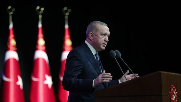Erdoğan: Dövizin buharlaşması söz konusu değil