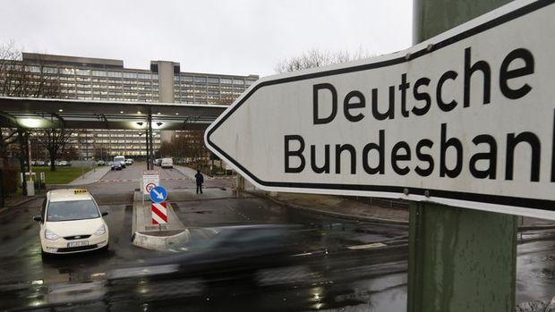 Bundesbank: Alman ekonomisi ilk çeyrekte muhtemelen küçülecek