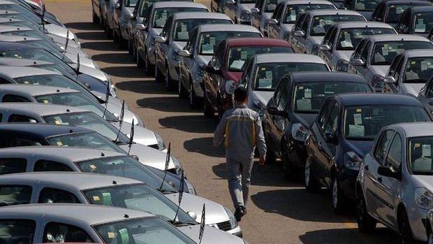 Trafiğe kaydı yapılan taşıt sayısı Ocak'ta yüzde 37,5 arttı