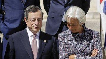 AMB bilançosu Lagarde döneminde Draghi döneminden daha fa...