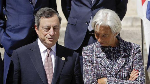 AMB bilançosu Lagarde döneminde Draghi döneminden daha fazla büyüdü